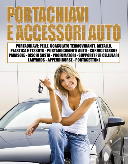 04 Portachiavi e Accessori Auto digital time