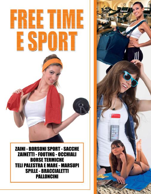 09 Free Time e Sport digital time